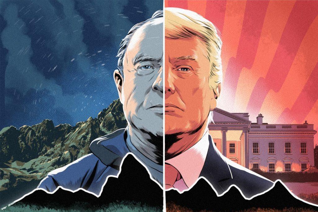 Patagonia kontra Donald Trump